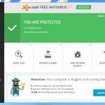 Avast Free Antivirus 2015 recensione