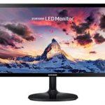 Recensione Samsung S22F350: Monitor 22 pollici economico
