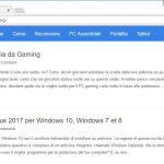 Miglior Browser 2017 per Windows 10/ Windows 7: Edge vs Chrome vs Firefox vs Opera vs Vivaldi