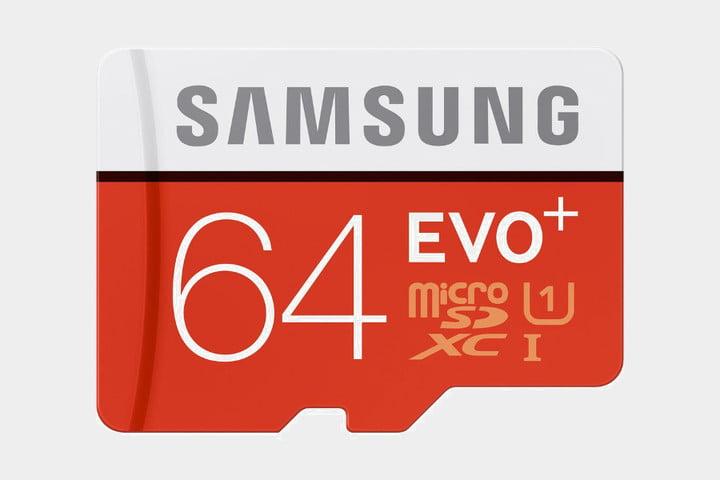 Samsung Evo+ 64GB