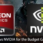 AMD vs NVIDIA per il Gaming Economico