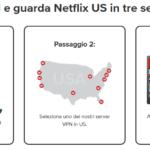 Migliori VPN o DNS per Netflix USA 2018